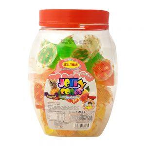 Jelly Cones Jar